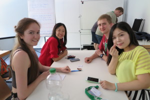 Germany China youth exchange