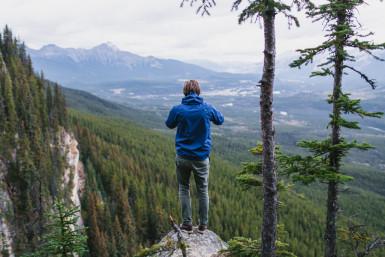 National park, banff