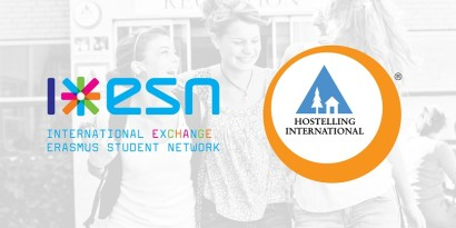 ESN and Hostelling International