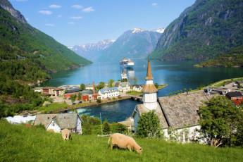 Hostels In Western Norway Western Norway Hostels Hostelling - Norway hostels map