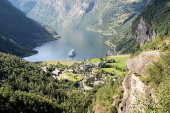 Hostels In Fjords Fjords Hostels Hostelling International - Norway hostels map