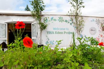 YHA Eden Project : Eden Project