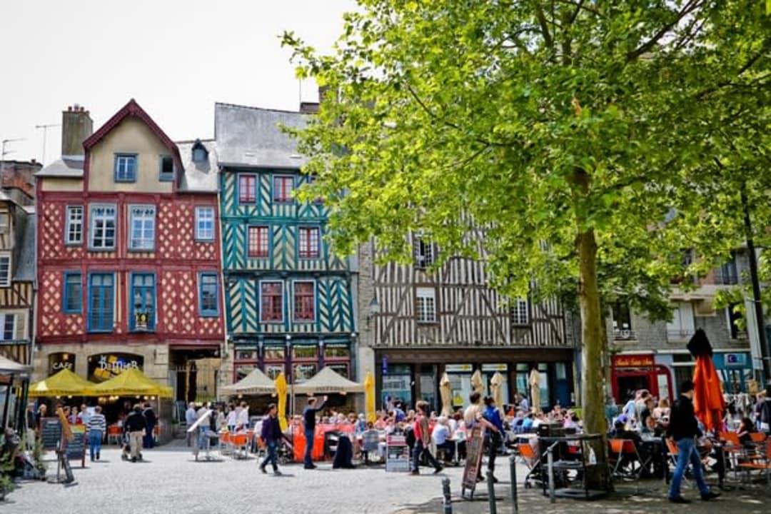 Auberge de jeunesse Hi Rennes - Rennes - Jugendherberge