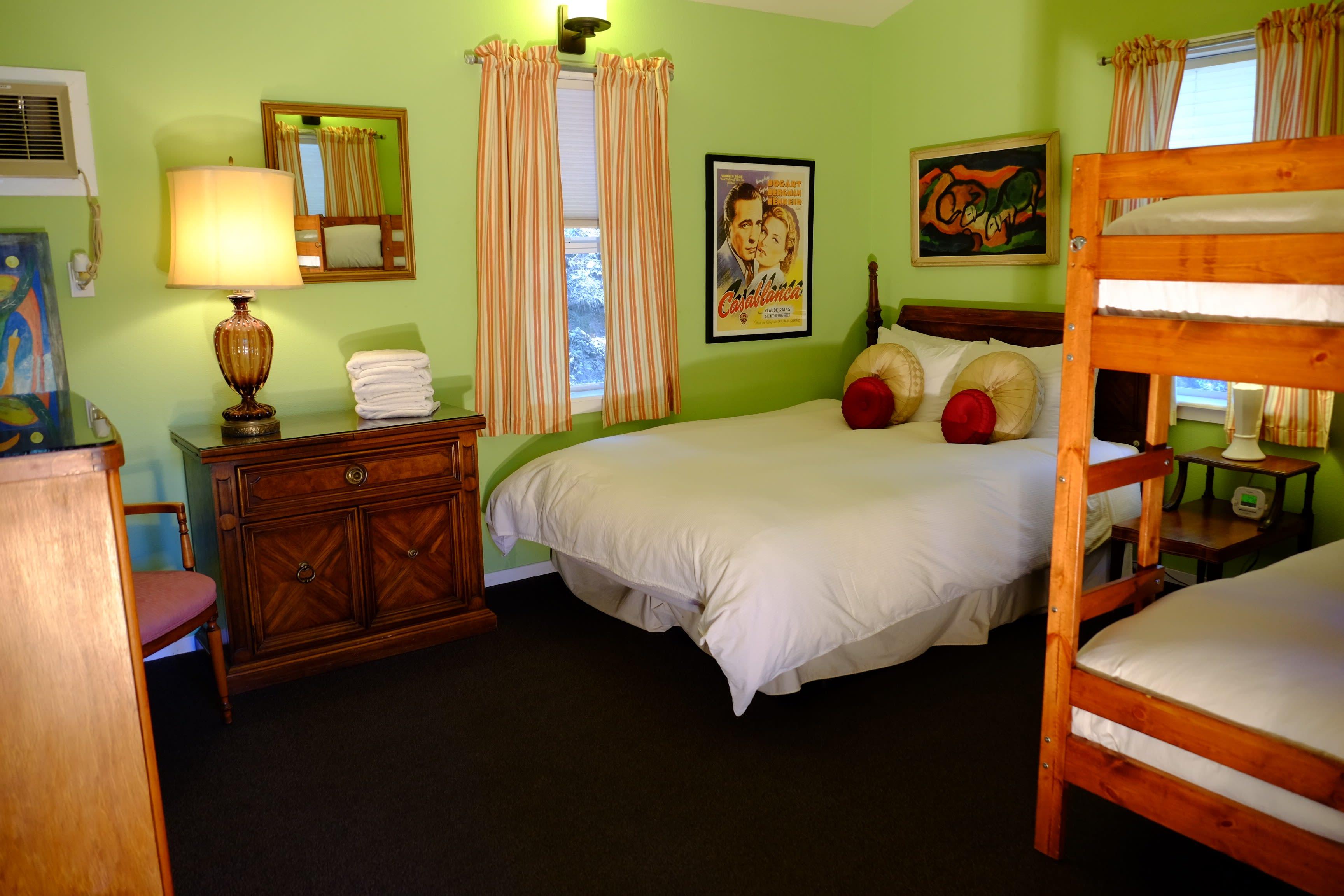 Hi Midpines Yosemite Bug Rustic Mountain Resort