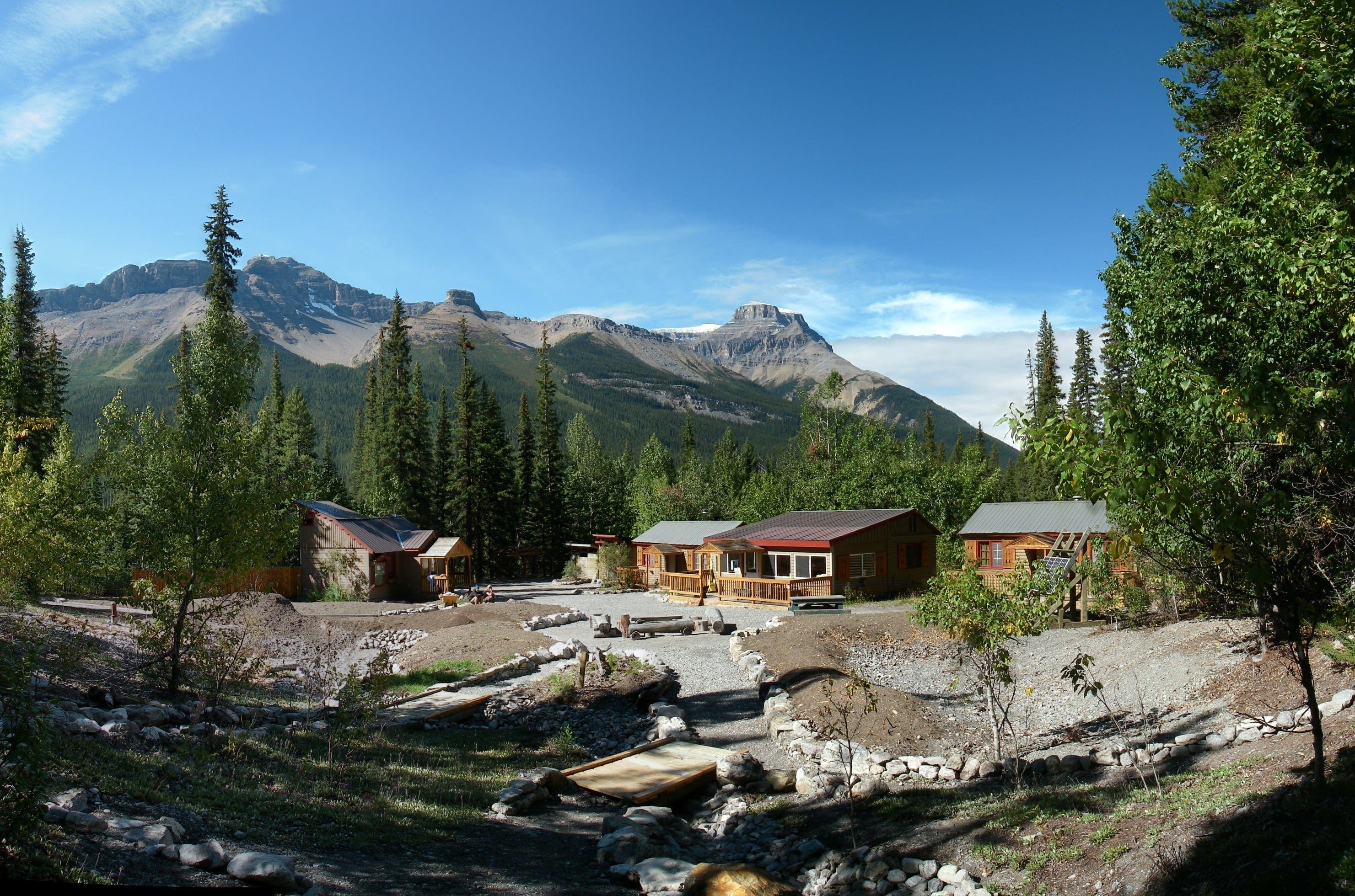 Hostel Banff HI - Rampart Creek Wilderness Hostel