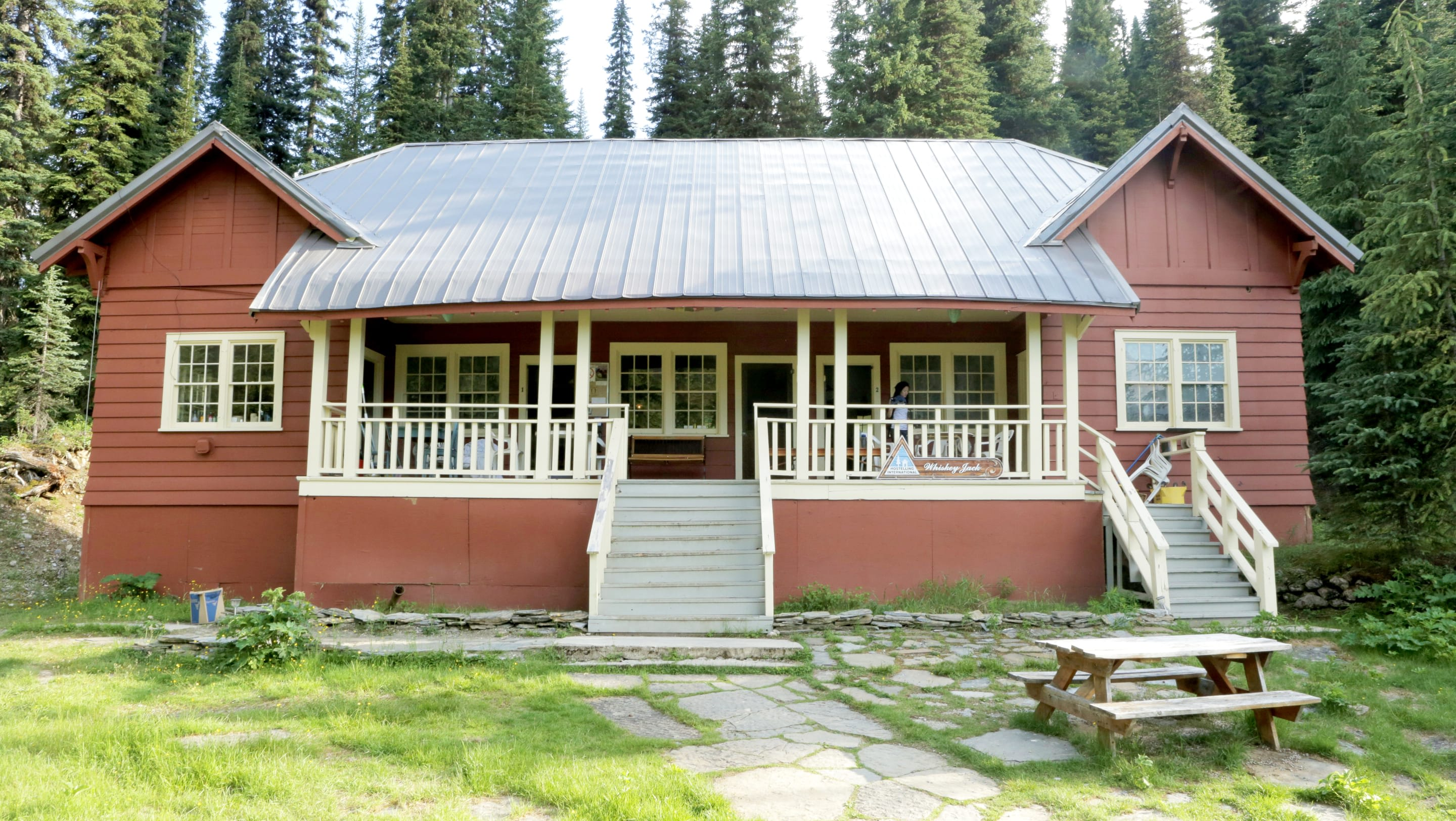 Hostel Whiskey Jack Hostel - Yoho National Park