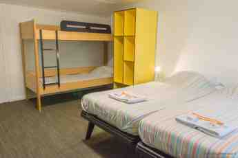 Stayokay Bergen op Zoom : 4-persons room