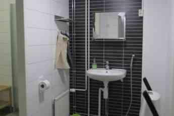 Sodankylä - Vuotson Maja : Vuotson Maja bathroom