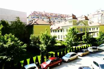 Budapest Budget Hostel : Parking