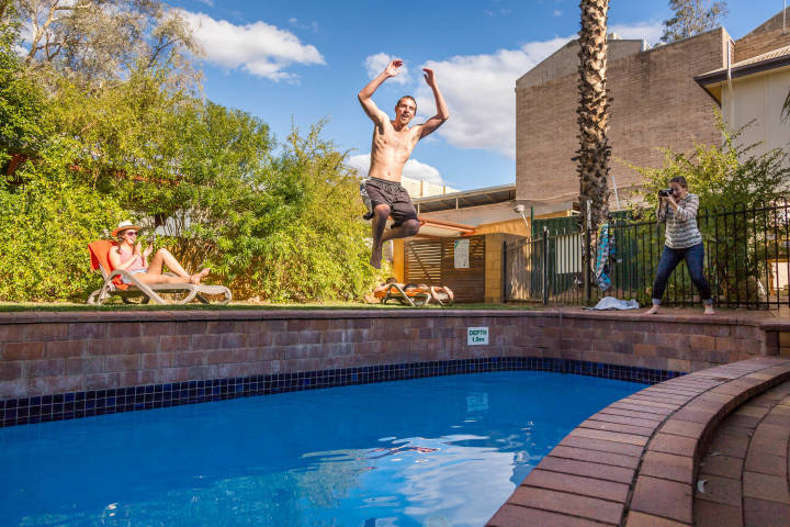HI Hostels - Alice Springs YHA