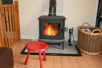 Prosen : Wood burning stove