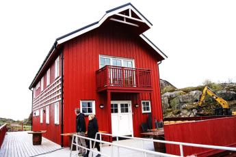 Ballstad : New dormitory Ballstad