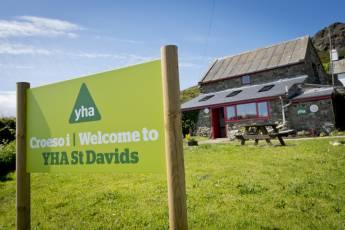 YHA St David's :