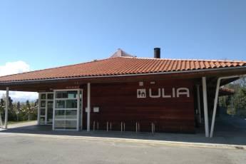 Albergue  Ulia :