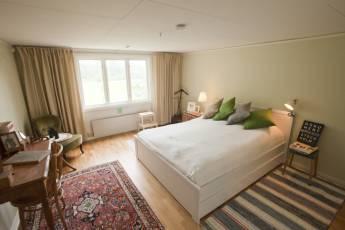 Stockholm-Gällnö : Hotelroom