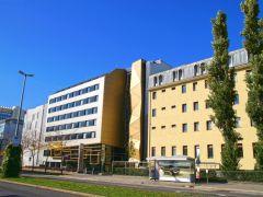 Vienna - Brigittenau Youth Palace