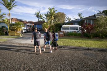Port Macquarie YHA - Ozzie Pozzie Backpackers : Exterior