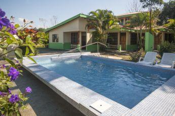 La Fortuna - Jardines Arenal : Piscina Hotel