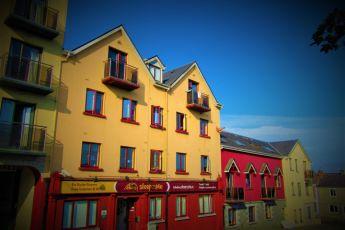 Galway - Sleepzone YHA :