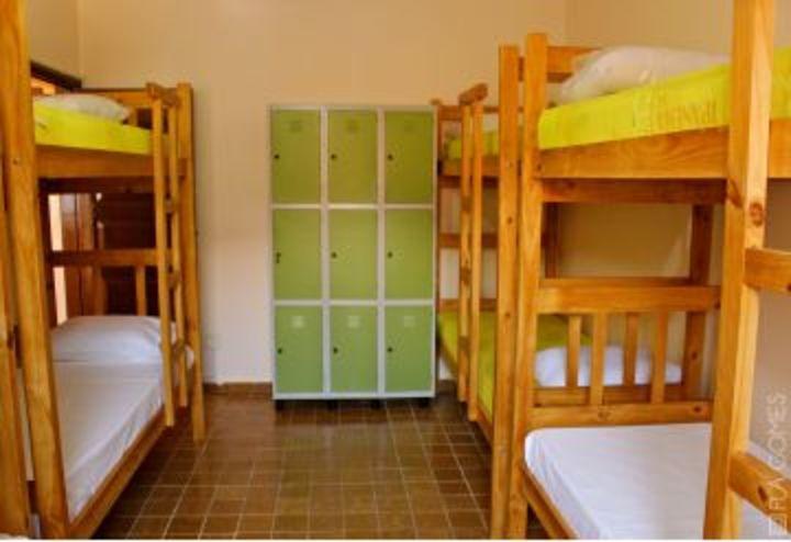 santos hostel santos brazil auberge de jeunesse. Black Bedroom Furniture Sets. Home Design Ideas