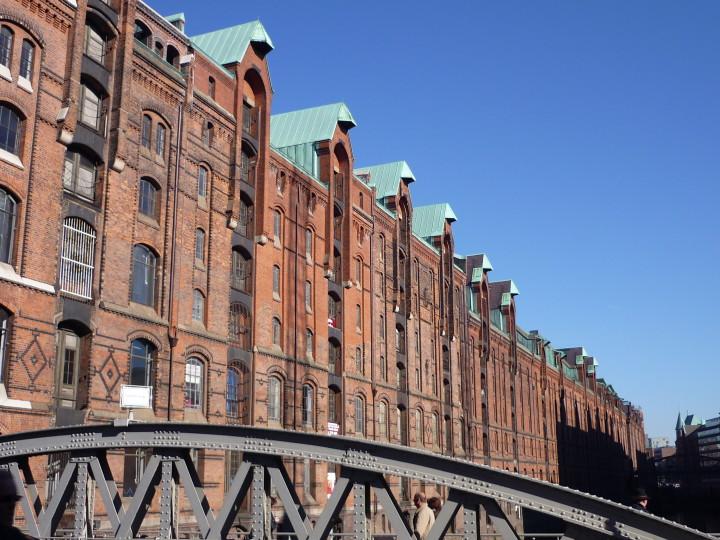 Hambourg Nom Du Quartier Du Centre Ville