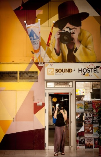 HI Hostels - Barcelona - Be Hostels Sound