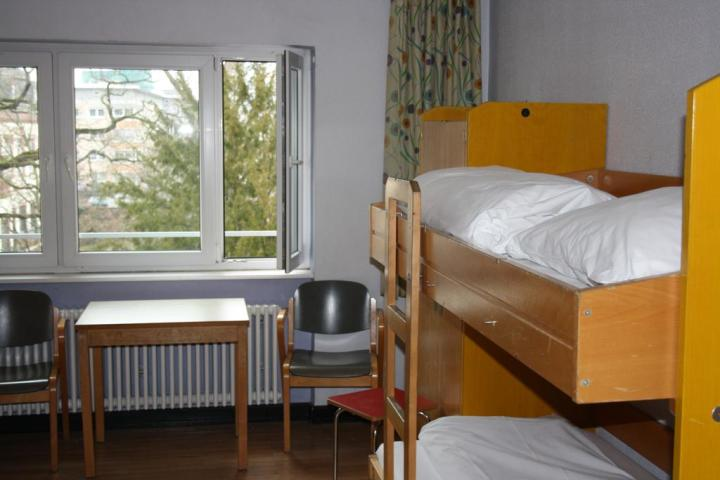 Frankfurt Haus der Jugend Frankfurt Germany