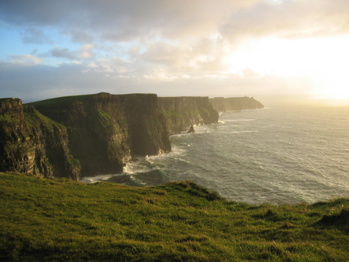 Areas Of Natural Beauty In Ireland
