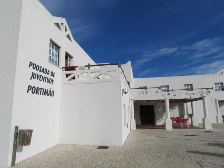 Portimão Portimão Portugal Youth Hostel - Portugal hostel map