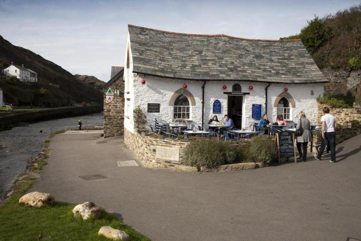 Boscastle United Kingdom  city pictures gallery : YHA Boscastle Boscastle United Kingdom Youth Hostel