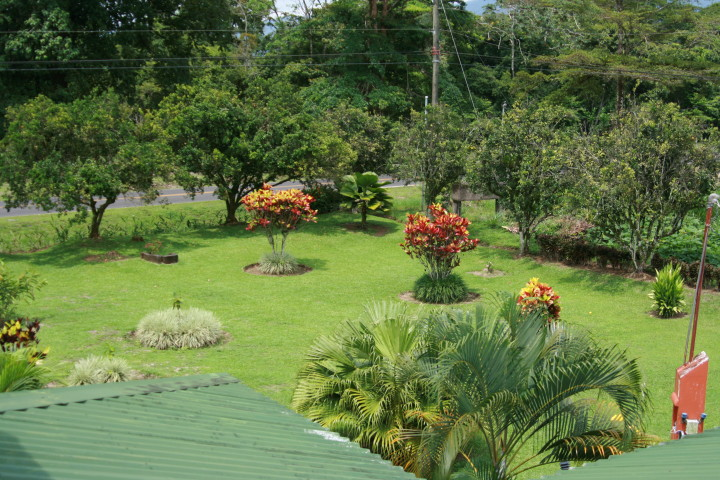 La fortuna jardines arenal noticeboard hostels for Jardines costa rica