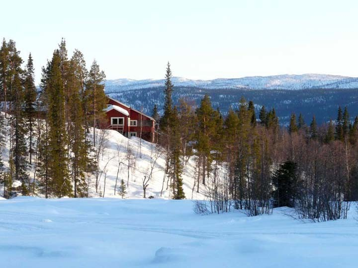 HI Hostels - Kvikkjokk Lappland - Kvikkjokk Mountain Lodge