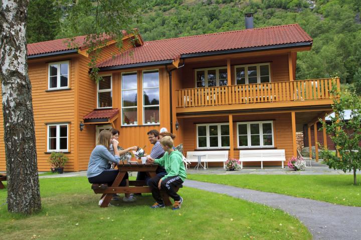 Flåm Flåm Norway Youth Hostel - Norway hostels map