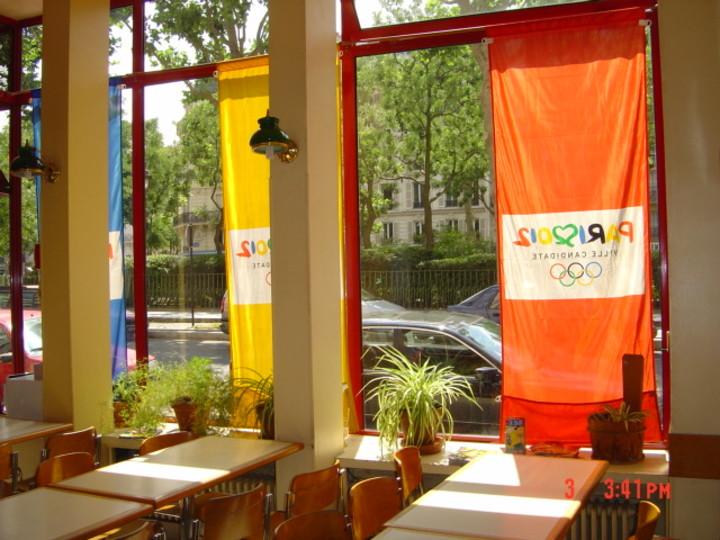 Auberge de jeunesse hi paris jules ferry paris france - Paris auberge de jeunesse ...