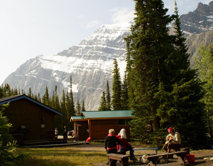 Jasper HI - Mt. Edith Cavell Wilderness Hostel