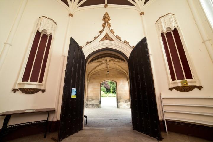 Ashbourne United Kingdom  city photo : YHA Ilam Hall Ashbourne United Kingdom