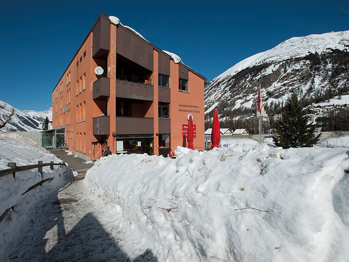 HI Hostels - Pontresina Youth Hostel