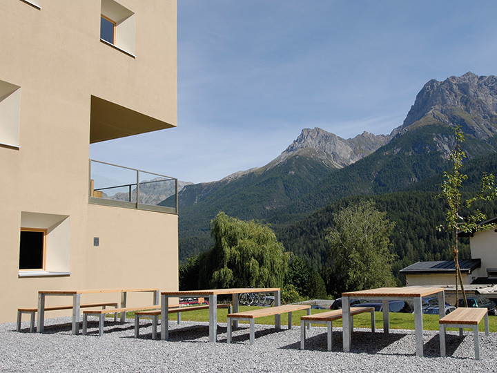 HI Scuol Hostel