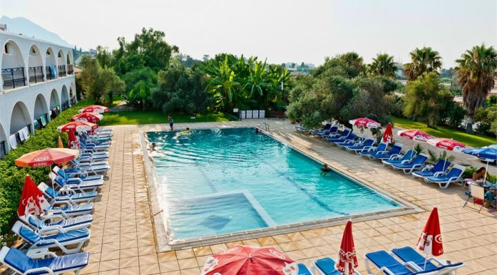HI Hostels - Girne (Kyrenia) - Bare Hill Holiday Village