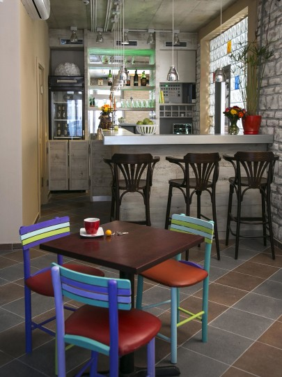 Varad inn boutique hostel serbia youth hostel for Boutique hostel