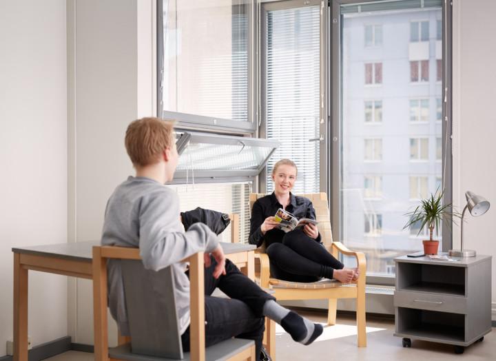 Helsinki Hostel Domus Academica Helsinki Finland