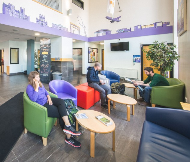 HI Hostels - Belfast International