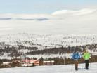 Grövelsjön Mountain Station-image