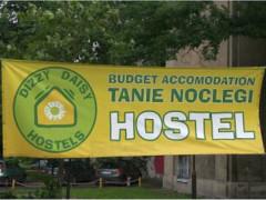 Poznań - Dizzy Daisy Hostel Poznan