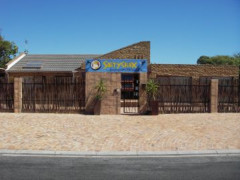 Cape Town - SaltyCrax Backpackers