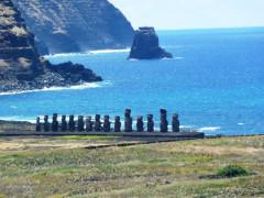 Easter Island - Kona Tau