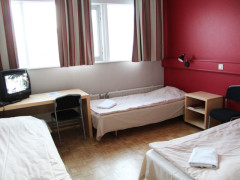 Rovaniemi - Santa's Hostel Rudolf