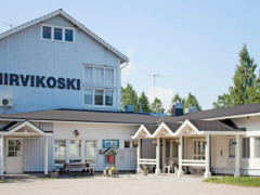 Sykäräinen - Hostel Hirvikoski