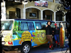 Myoli Beach - Afrovibe Adventure Lodge