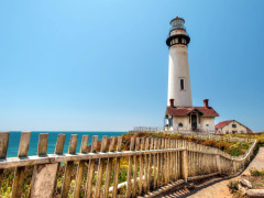 HI - Pescadero - Pigeon Point Lighthouse